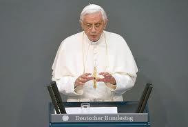 Serce rozumne – przemówienie Ojca Świetego Benedykta XVI wygłoszone w Bundestagu –  22.09.2011