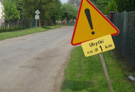 Harmonogram remontów dróg powiatowych w Gminie Garbów w ramach bieżącego utrzymania na terenie Powiatu Lubelskiego 2013r.