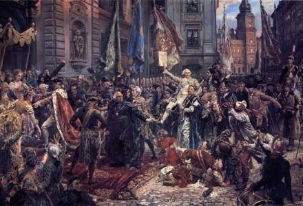 225. rocznica ustanowienia przez Sejm Czteroletni Konstytucji Trzeciego Maja