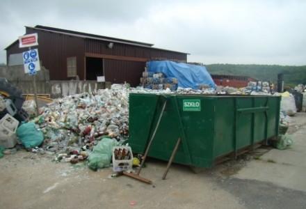 Punkt Selektywnego Zbierania Odpadów Komunalnych będzie nową ozdobą centrum Garbowa?