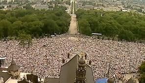 XXI Pielgrzymka Rodziny Radia Maryja na Jasną Górę, 14 lipca 2013