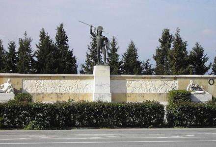 Refleksje cywilizacyjne z wycieczki do Grecji <br>Grecja – Termopile, 03.05.2013 r