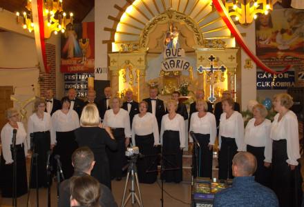 """""""Serce, dusza śpiewa Maryi"""" – festiwal pieśni maryjnej w parafii Garbów-Cukrownia"""