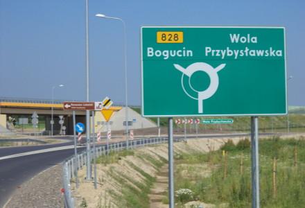 Oznakowanie dróg do poprawy