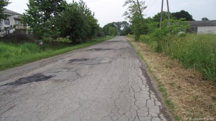Droga Piotrowice - Leśce 2