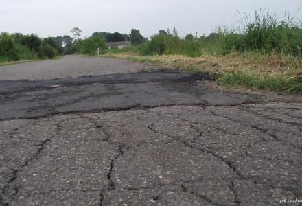 Droga łącząca Piotrowice i Leśce została naprawiona