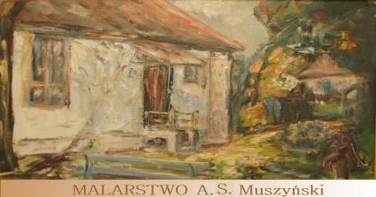 28 czerwca 2013 g. 16.00 – wernisaż wystawy Malarstwa Antoniego Sylwestra Muszyńskiego