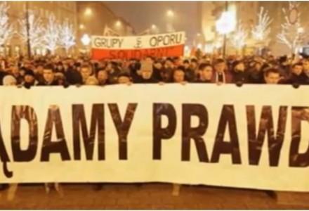 10 lipca 2013 – kolejna miesięcznica katastrofy smoleńskiej. Smoleńsk w pigułce. Polacy nie zaakceptują kłamstwa. – [polecamy film]