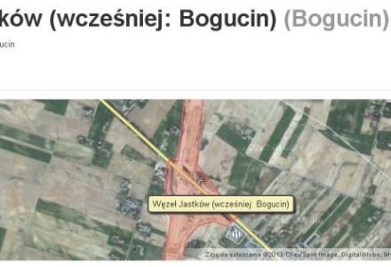 Gmina Garbów upomina się w Warszawie o nazwy węzłów dla Bogucina i Przybysławic! Brawo panie wójcie. Czy urzędnicy w stolicy wysłuchają głosu lokalnych władz i mieszkańców?