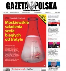 """Prasa, którą warto czytać – tygodnik """"Gazeta Polska"""""""