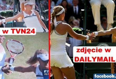 Jak media w Polsce manipulują rzeczywistością? Ciekawy i ewidentny przykład z ostatnich dni dotyczący naszej wielkiej tenisistki Agnieszki Radwańskiej, która nie przepada za TVN i wcale się z tym nie kryje.. – czytaj na niezalezna.pl