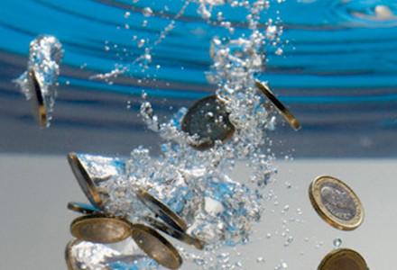 Liczby nie kłamią, około 40 % wody idzie na straty