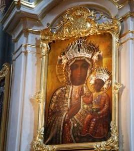 3 lipca 1949 r. w katedrze lubelskiej  zapłakała Matka Boża