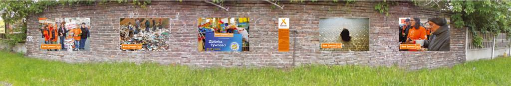 """Galerie: """"Bliscy i Dalecy…"""" oraz """"Lublin Obiektywem Malowany"""" – Bank Żywności w Lublinie zaprasza na ul. Młyńską 18"""