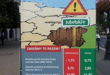 Solidarność ma dość rządu PO-PSL! Większość Polaków również. [galeria zdjęć z Lublina]