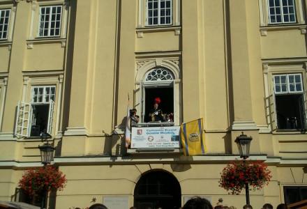 XX Ogólnopolski Przegląd Hejnałów Miejskich – Lublin 15 sierpnia 2013 r.
