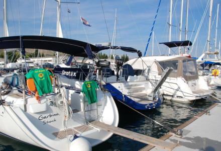 Bogucin eksploruje Adriatyk na jachcie Garbina!
