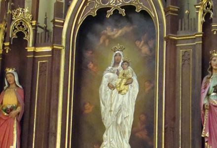 Z dziejów kultu maryjnego w parafii garbowskiej – Bractwo Różańca Świętego (XVII-XIX w.)