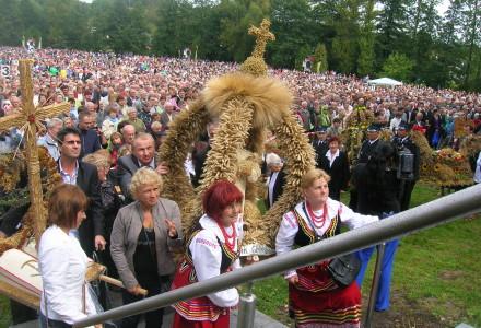 1 września 2013 – pielgrzymka do Matki Bożej Kębelskiej.