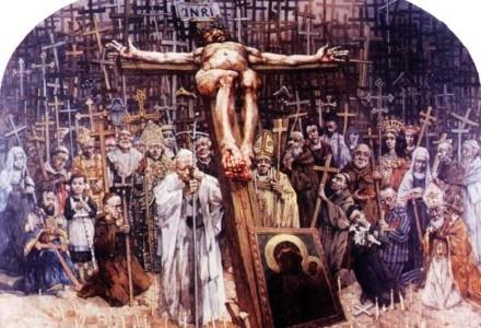 Najcenniejszą wartością na świecie jest miłość, ale głównie ta, która spływa z krzyża. [słowo na niedzielę]