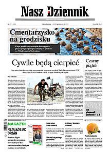 Markuszów wyrzucił wiatraki z planu! – Nasz Dziennik