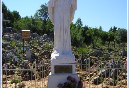 Orędzie Matki Bożej dla parafii w Medziugorju i dla świata z 25 września 2013