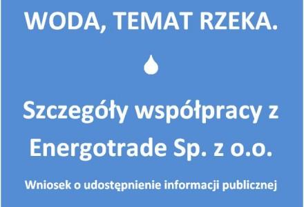 Porozmawiajmy o wodzie. Pytamy wójta o szczegóły współpracy Gminy Garbów z wodną spółką Energotrade Sp. z o.o.