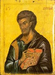 18 października  – Święty Łukasz, Ewangelista