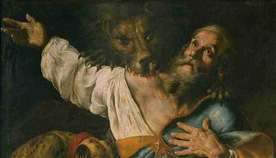 17 października-wspomnienie św. Ignacego Antiocheńskiego, biskupa i męczennika.