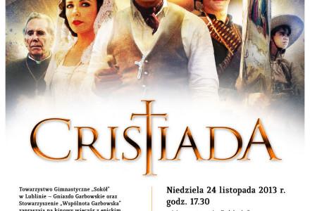 """Niedziela Chrystusa Króla Wszechświata! Seans filmu """"Cristiada"""" – 24 listopada 2013, g. 17.30"""