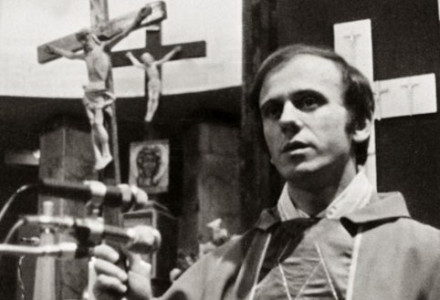 Wspomnienie bł. ks. Jerzego Popiełuszki.