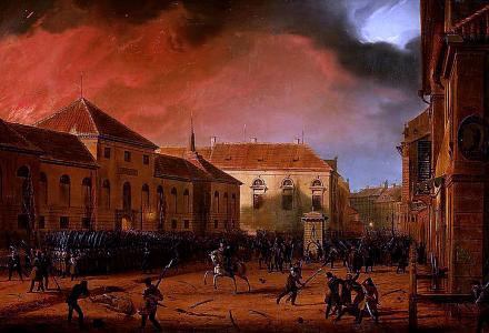 185 rocznica wybuchu Powstania Listopadowego