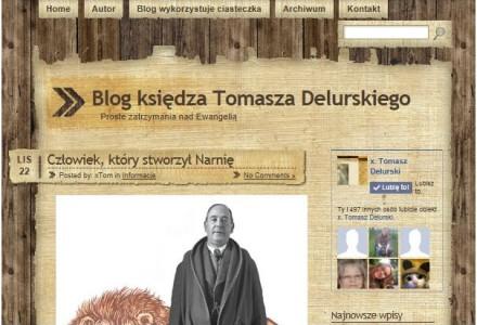 Blog księdza Tomasza Delurskiego
