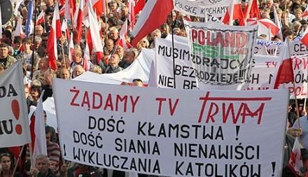 """Pomóżmy Polsce pomagając Telewizji Trwam. Podpisz """"Skargę obywatelską"""" do Ministra Administracji i Cyfryzacji."""