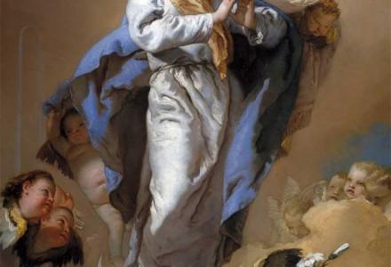 Bóg bezpośrednio przygotował  Maryję do godności Macierzyństwa Bożego przez tzw. Niepokalane Poczęcie, czyli uwolnienie z powszechnego prawa grzechu pierworodnego i uczynkowego. [słowo na niedzielę]