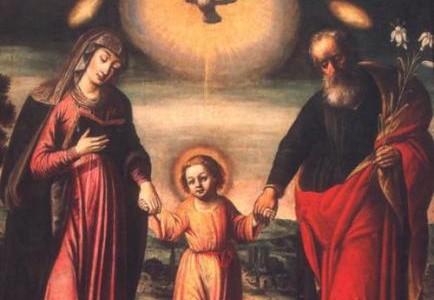 Szlachetność ducha św. Józefa najpełniej objawia się w obliczu wielkiej tajemnicy Wcielenia [słowo na niedzielę]