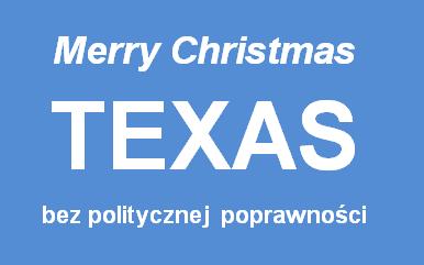 W Teksasie bronią bożonarodzeniowych symboli przed poprawnością polityczną