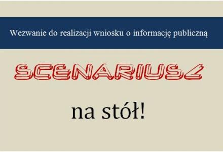 """""""Nasz Garbów"""" WZYWA wójta do realizacji wniosku o dostarczenie scenariusza filmu promocyjnego."""