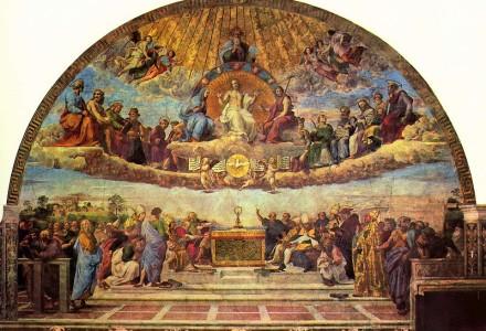 Cała moc mojej duszy płynie z Najświętszego Sakramentu. [słowo na niedzielę]