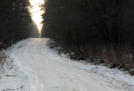 Mieszkańcy Woli Przybysławskiej i Meszna mogą czuć się oszukani. Nie będzie nawierzchni asfaltowej na drodze powiatowej między miejscowościami