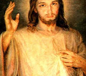 Ach, jak mnie to boli, że dusze tak mało się łączą ze mną w Komunii św. [słowo na niedzielę]