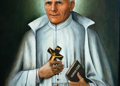 Ojciec Stanisław Papczyński kanonizowany