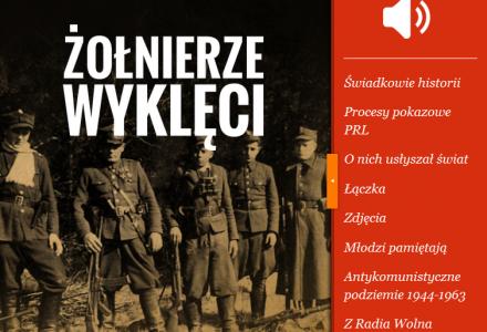 Serwis internetowy poświęcony Żołnierzom Wyklętym – polecamy