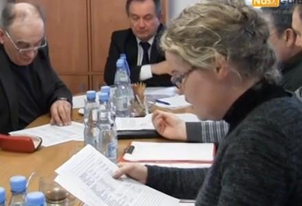 Pierwsze filmowane obrady Komisji Rolnictwa Gminy Garbów – 11 lutego 2014
