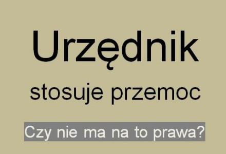 """Co jest możliwe w relacjach władza-obywatel? Polecamy materiał z wadowickiego serwisu inicjatywawadowice.pl pt. """"Kotarba uderza"""" [uwaga szokujące]"""