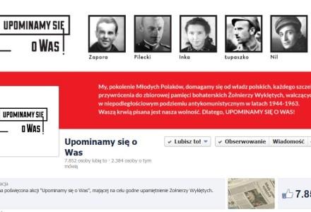 """Stowarzyszenie """"Młodzi dla Polski"""" upomina się o upamiętnienie """"Żołnierzy Wyklętych"""""""