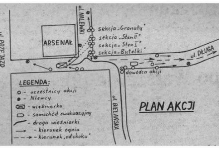 Akcja pod Arsenałem – 26 marca 1943 r.