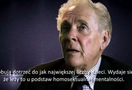 Plany lobby homoseksualnego [video]