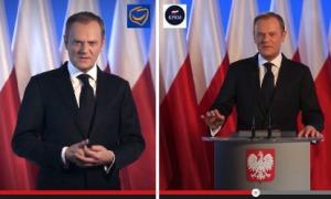 Urząd premiera czy propagandy? Spot wyborczy PO nagrany w kancelarii premiera