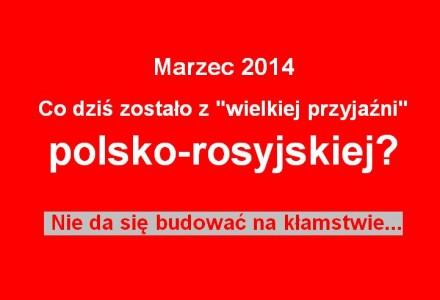 """Dziś udają Kaczyńskiego i krytykują Putina. Zobacz co kiedyś mówili przodownicy """"przyjaźni polsko-rosyjskiej"""". Nie dajmy się znowu oszukać"""
